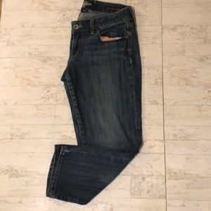 LUCKY BRAND Jeans Lola ankle crop